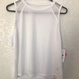 Marika Crop Workout Top. Size small. Brand new
